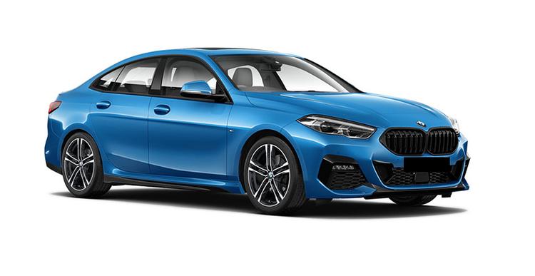 BMW 2-serie Gran Coupé