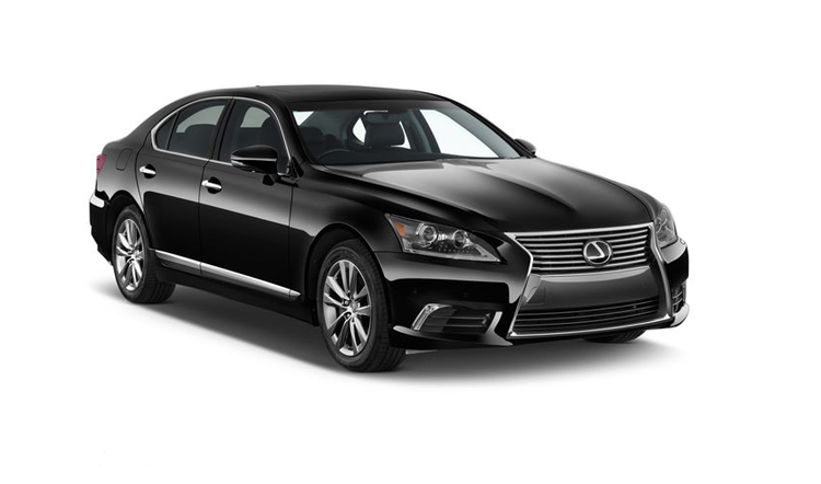 Solfilm till Lexus LS alla årsmodeller.