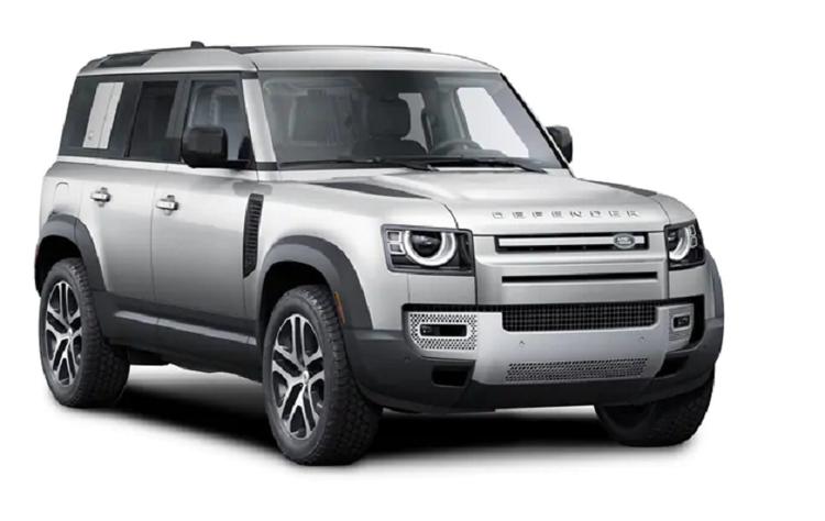 Solfilm till Land Rover Defender Suv 5-dörrar alla årsmodeller.