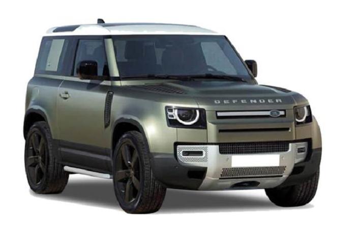 Land Rover Defender Suv 3-d
