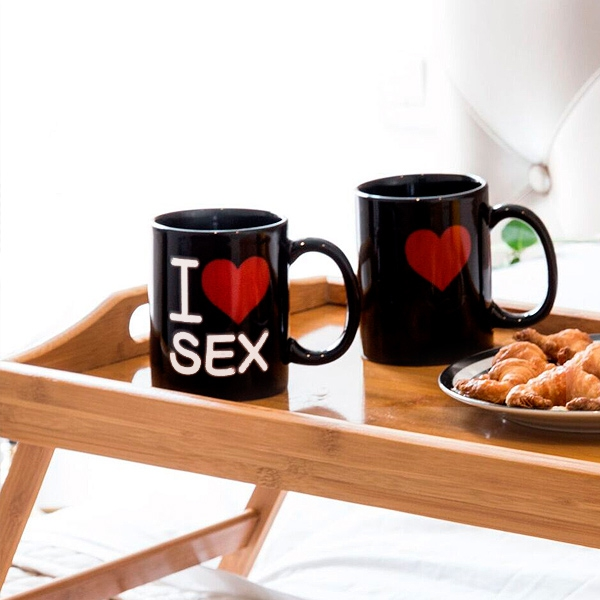 I Love SEX Mugg