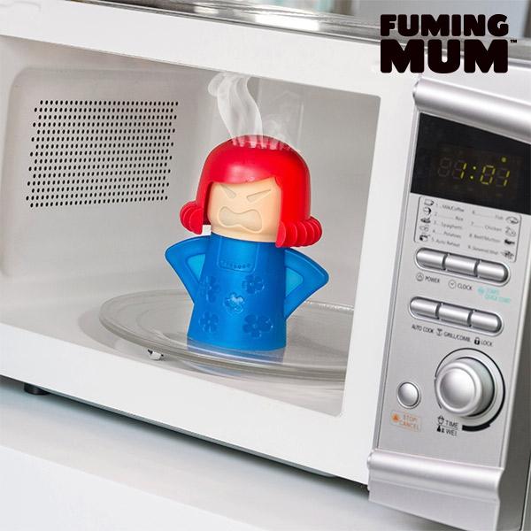 Fuming Mum - Rengöring för mikrovågsugn