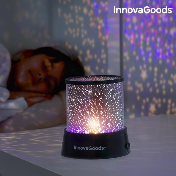 Stjärnprojektor LED - Nattlampa