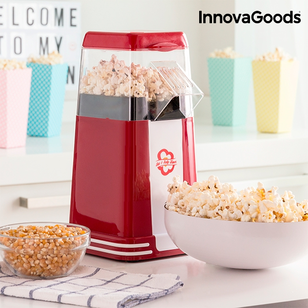 Popcorn Maker - Popcornmaskin