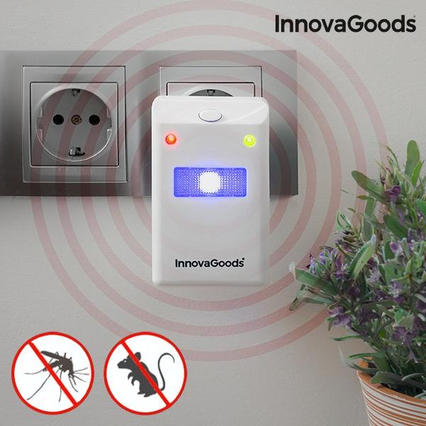 Avskräckare mot Insekter och Gnagare