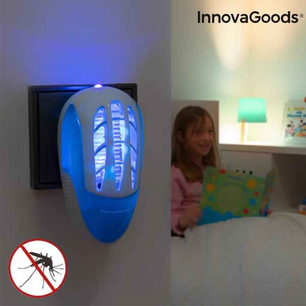Elektrisk Myggfälla med UV Nattljus