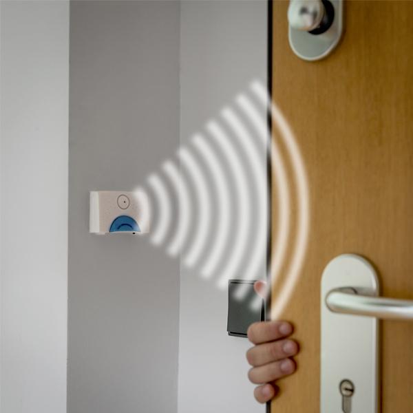 Ringklocka med Rörelsedetektor