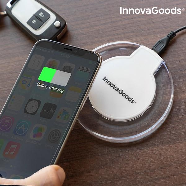 Trådlös Qi Laddare till Smartphones