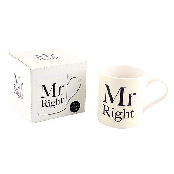 Mugg Mr.Right