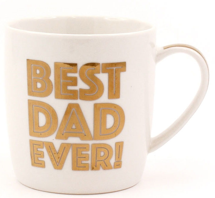 Best Dad Ever - mugg