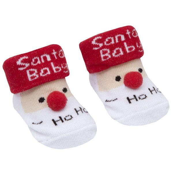 Julstrumpor Santa