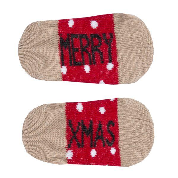 Julset hårband & strumpor