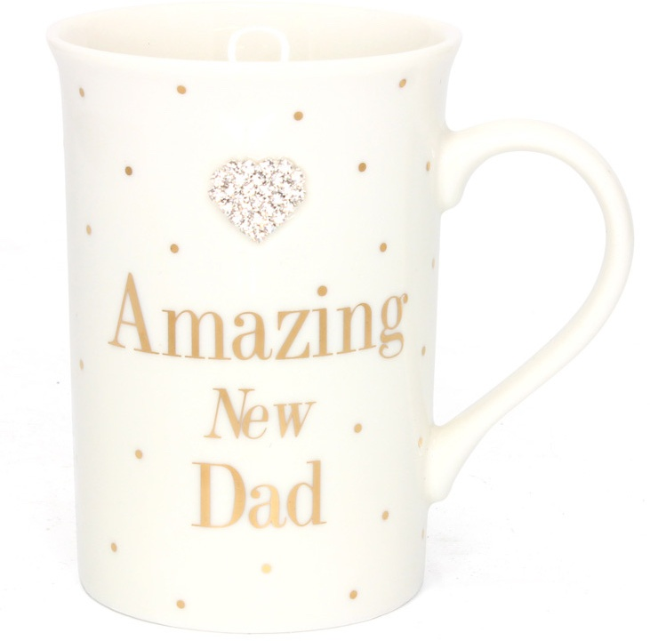 New Dad Mugg