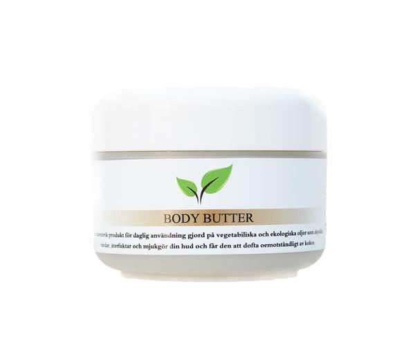Ekologisk Body Butter - WAM EKO