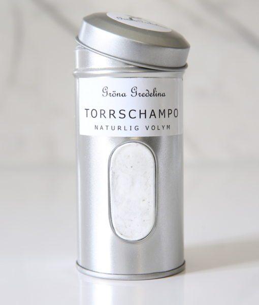 Ekologiskt Torrschampo - Gröna Gredelina
