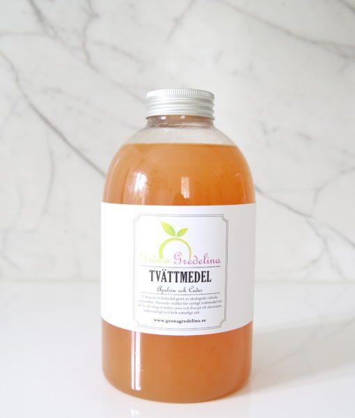 Flytande Tvättmedel Apelsin & Ceder 1L