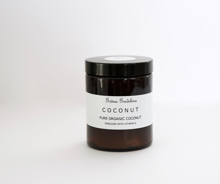 Coconut Pure - Gröna Gredelina