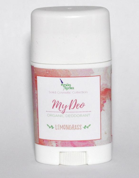 My Deo, Ekologisk Deodorant - Grön Lycka