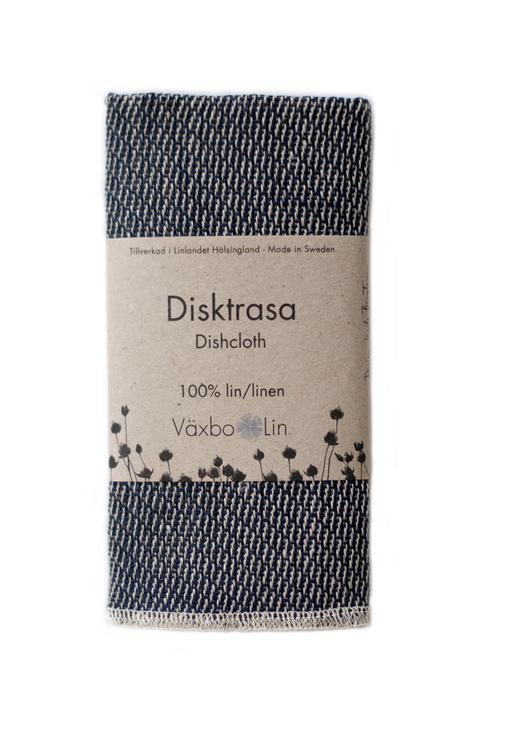 Disktrasa  Midnattsblå - Växbo Lin