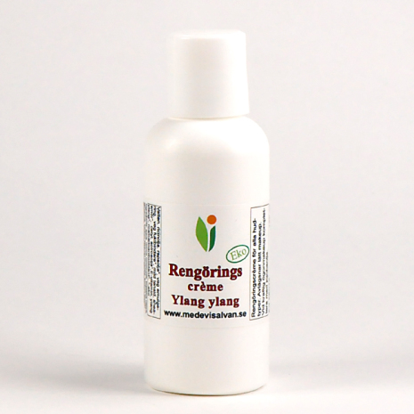 Rengöringscreme Ylang Ylang 120 ml - Medevi Pro Salus