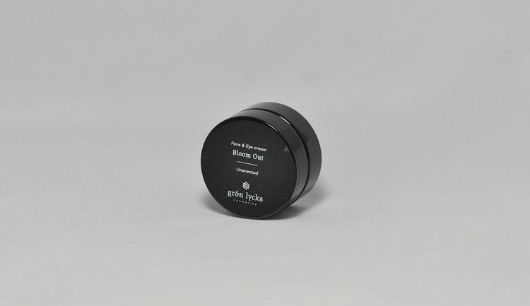 Bloom Out Face & Eye Cream - Grön Lycka