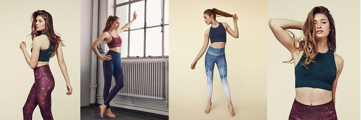 ef091fb995567 Moonchild Yoga Wear är ett danskt mode- och yogavarumärke. Kollektionen med  yogakläder är inspirerad av färger och ljus