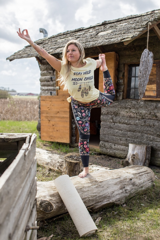 De som har kommit en bit på vägen med sin yoga brukar lyckats hitta sina  favorit yogakläder. En del har fastnat för till exempel ett speciellt  material ... 8b355d7fa6802