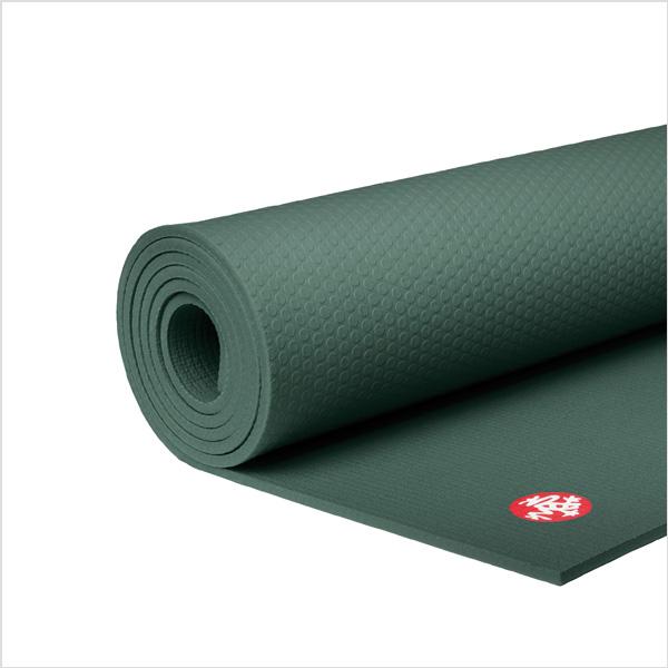 Yogamatta Black mat PRO Black Sage från Manduka