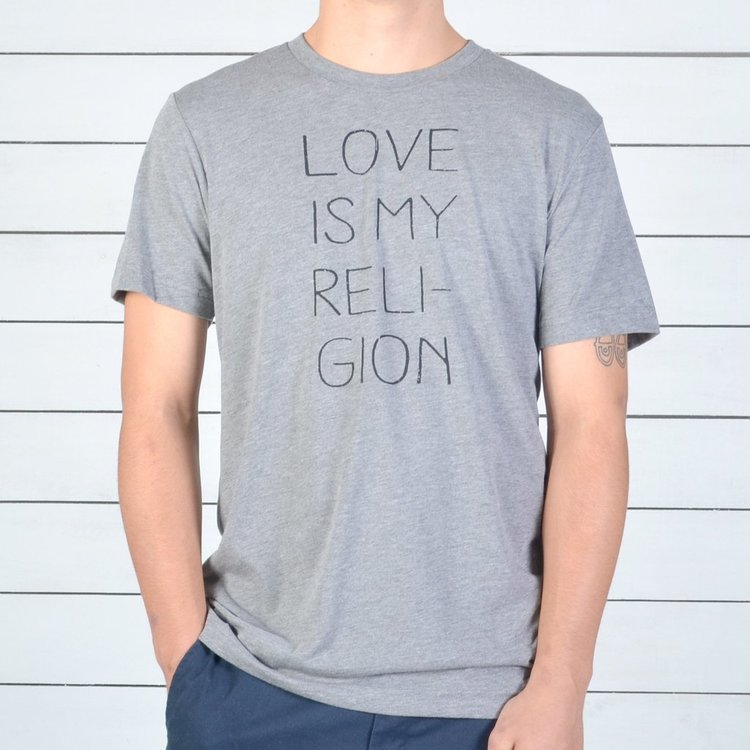 Tröja Man Love is My Religion från SuperLove Tees