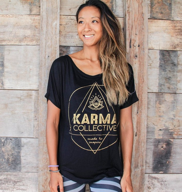 Tröja Karma från Karma Collective - svart