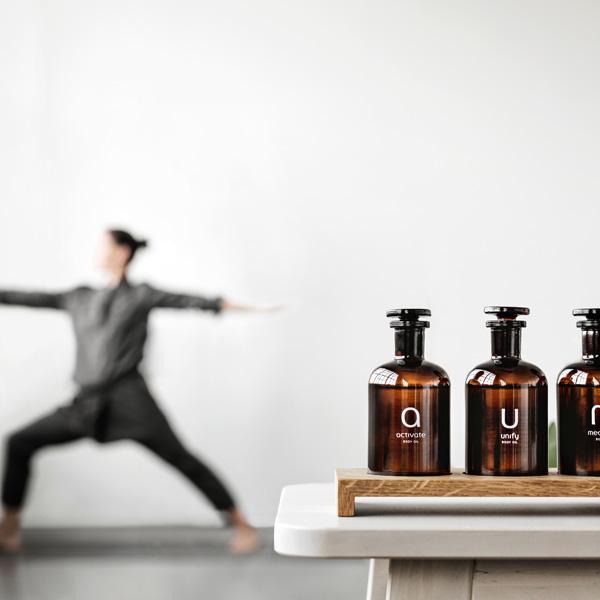 Yogaolja AUM Activate från Yogamood