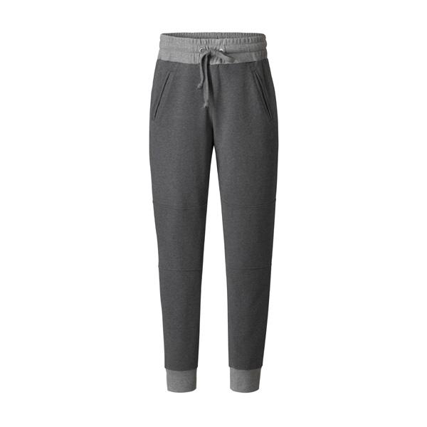 Yogabyxor långa för män från Curare Yogawear - grå