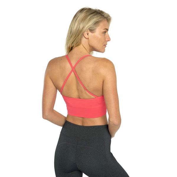 Yoga Bh Ellis från Dharma Bums - Coral