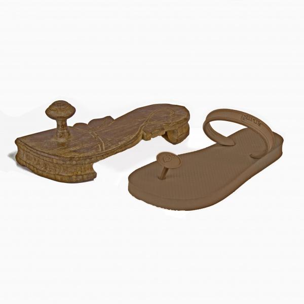 Gurus sandaler - Chai brown