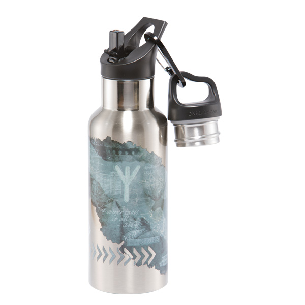 Vattenflaska Wisdom TEMPflask™ 0,5 L - Styrka