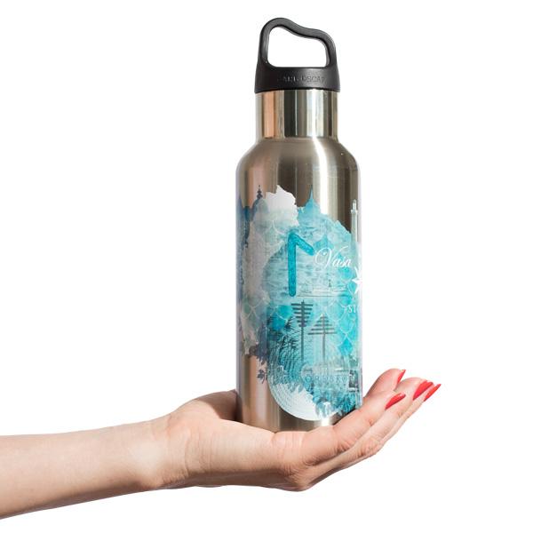Vattenflaska Wisdom TEMPflask™ 0,5 L - Vatten