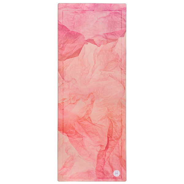 Yogamatta  Stone warm pink från Grounded Factory