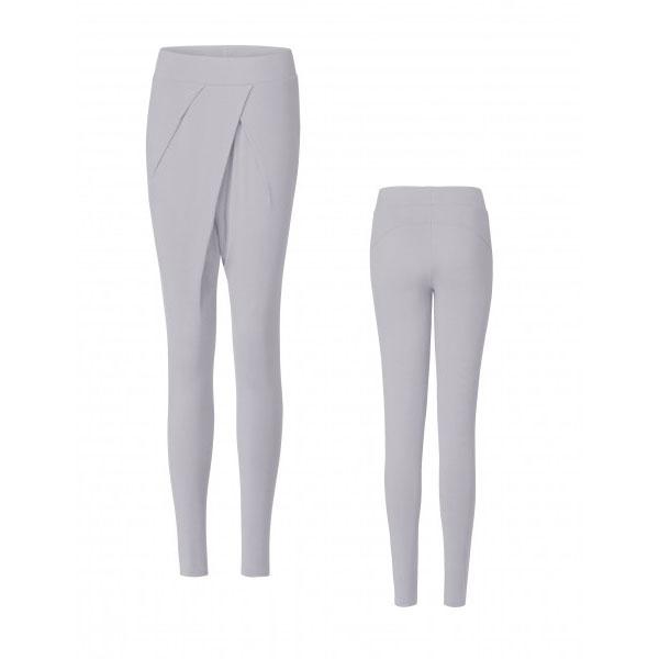 Yogabyxor Harem från Curare Yogawear - Pearl grey