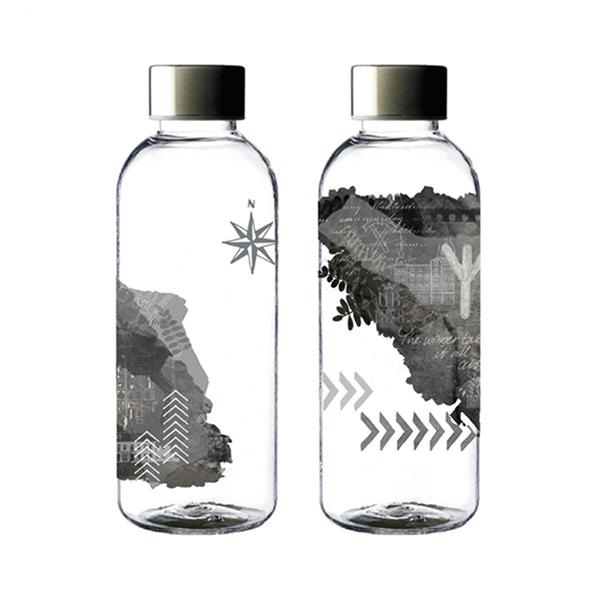 Vattenflaska Wisdomflask™ 0,65 L - Styrka