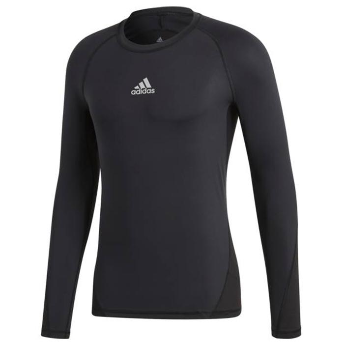 Adidas Alphaskin Long Sleeve Jr
