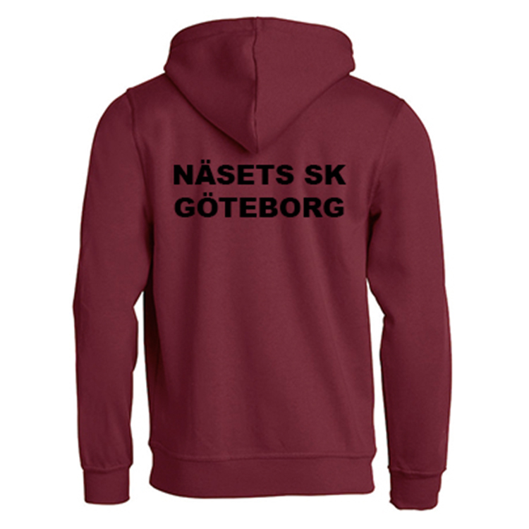 Näsets SK Supporter Hoodie SR