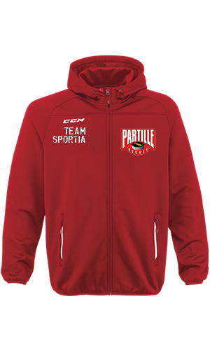 Partille Hockey Full Zip Hood SR