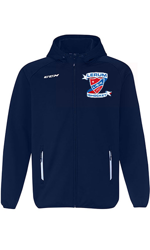 Lerum Hockey Full Zip Hood JR