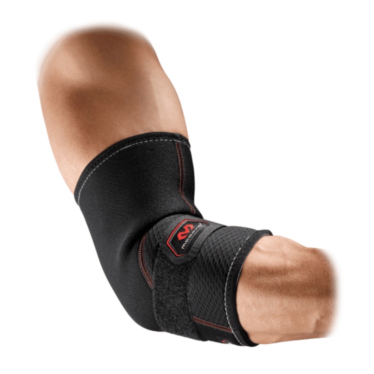 MCDAVID ELBOW SUPPORT W STRAP