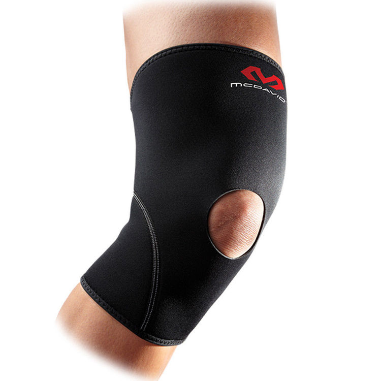 MCDAVID KNEE SUPPORT / OPEN PATELLA