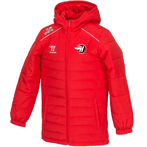 Hisingen Hockey Warrior Alpha Stadium Jacket Jr