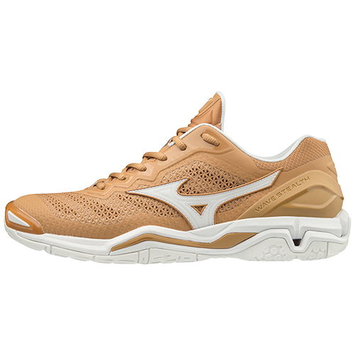 Mizuno Wave Stealth STEP ON MARS Herr