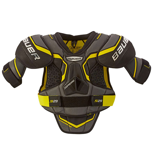 Bauer Supreme S29 Axelskydd Junior