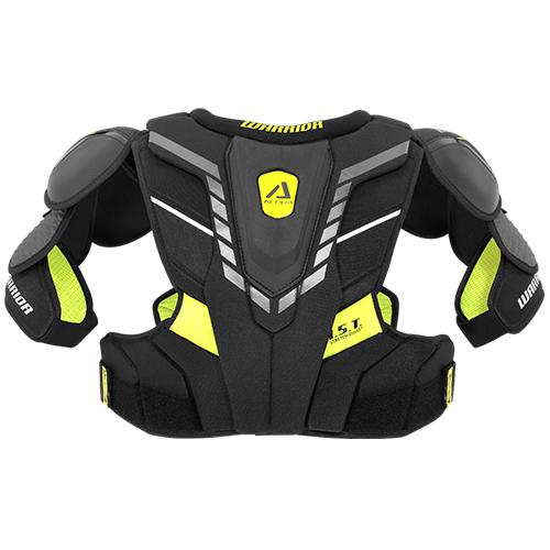 Warrior Alpha DX Axelskydd Junior