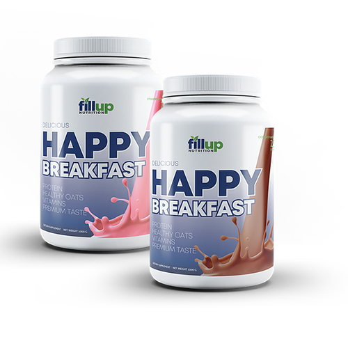 Fillup Nutrition HAPPY BREAKFAST